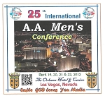25th International AA Men's Conference
