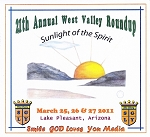 2011 West Valley Roundup CD Set
