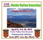 12th Annual Verde Valley Roundup