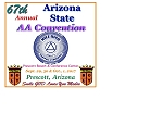 67th Annual Arizona State AA Convention - Complete Set
