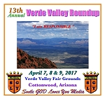 13th Annual Verde Valley Roundup