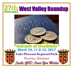 2017 West Valley Roundup CD Set