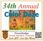 34th  Annual ColorDaze Complete Flash Drive    2019