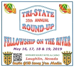 35th Annual Tri-State Roundup Complete CD Set     May 16, 17 & 18, 2019
