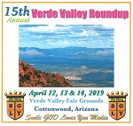 15th Annual Verde Valley Roundup CD set