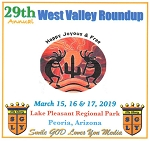2019  29th Annual West Valley Roundup Flash Drive
