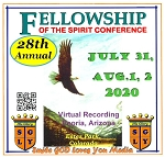 28th Annual Fellowship of the Spirit-COLORADO-Complete CD set