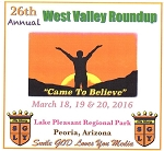 2016 West Valley Roundup CD Set