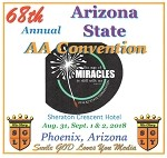 68th Annual Arizona State AA Convention - Complete FD mp3